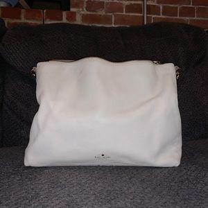Kate Spade Cream Hobo Bag